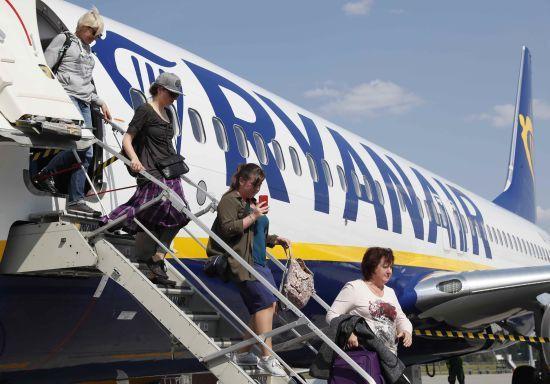 Співробітники Ryanair планують влаштувати  добовий страйк