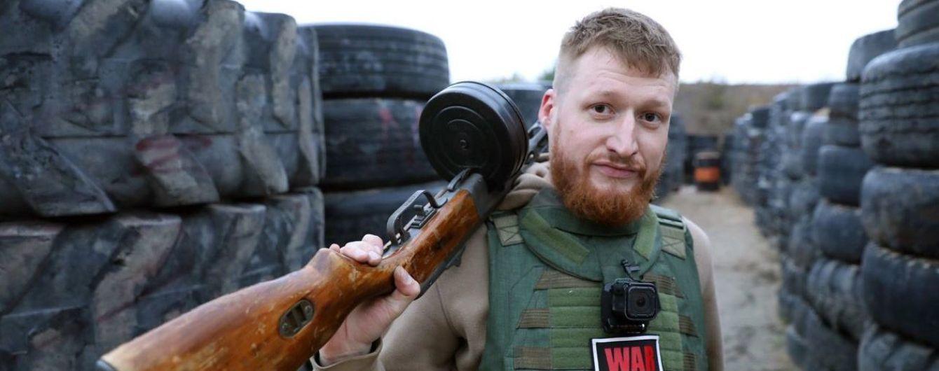 На російського журналіста напали в Донецьку під час прямого включення щодо вбивства Захарченка