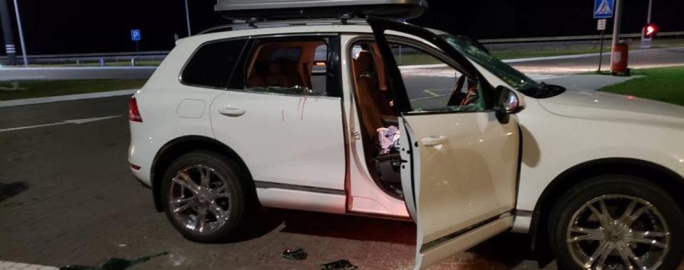 АЗС на трассе Киев-Одесса стали местом разбойных нападений на водителей