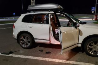 АЗС на трасі Київ-Одеса стали місцем розбійних нападів на водіїв