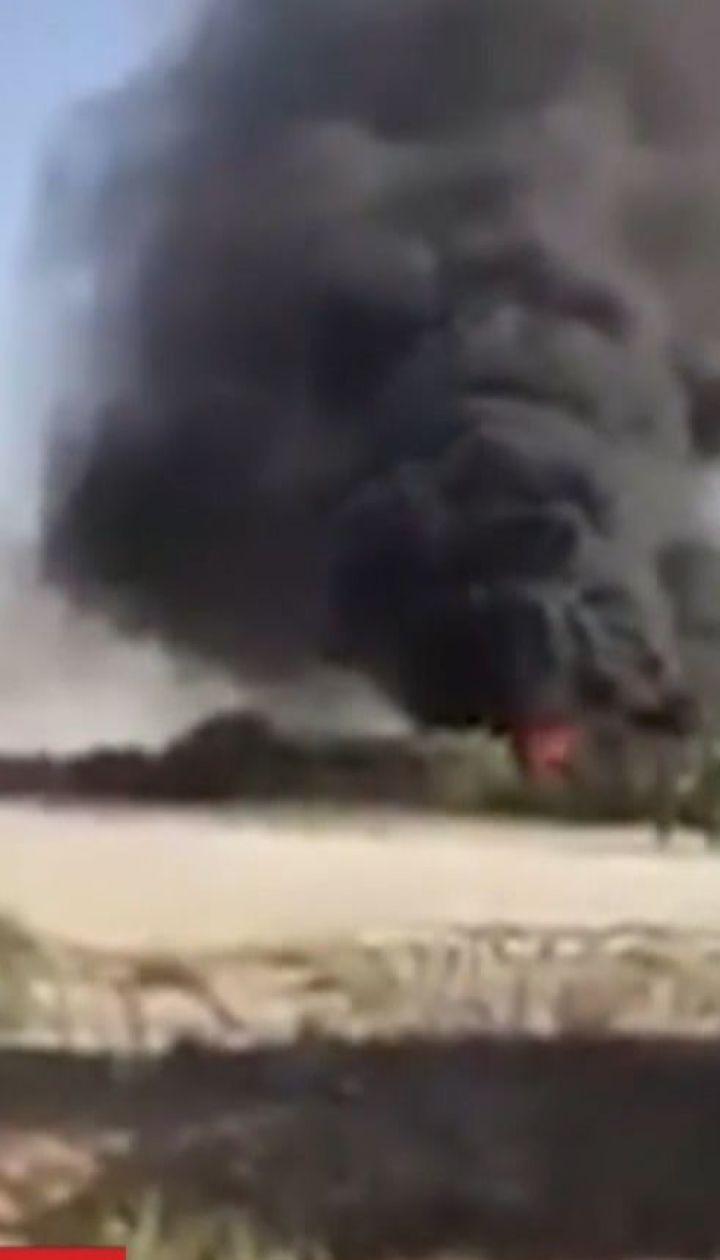 В Афганістані розбився вертоліт з українцями на борту