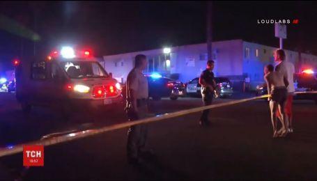 Стрельба в Калифорнии. Травмированы 10 человек, состояние троих критический
