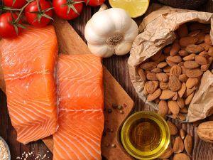 Здорова їжа по поличках