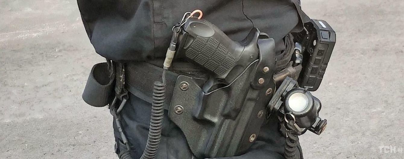 Суд Киева перенес избрание мер пресечения полицейским, которые выстрелили 5-летнему мальчику в голову