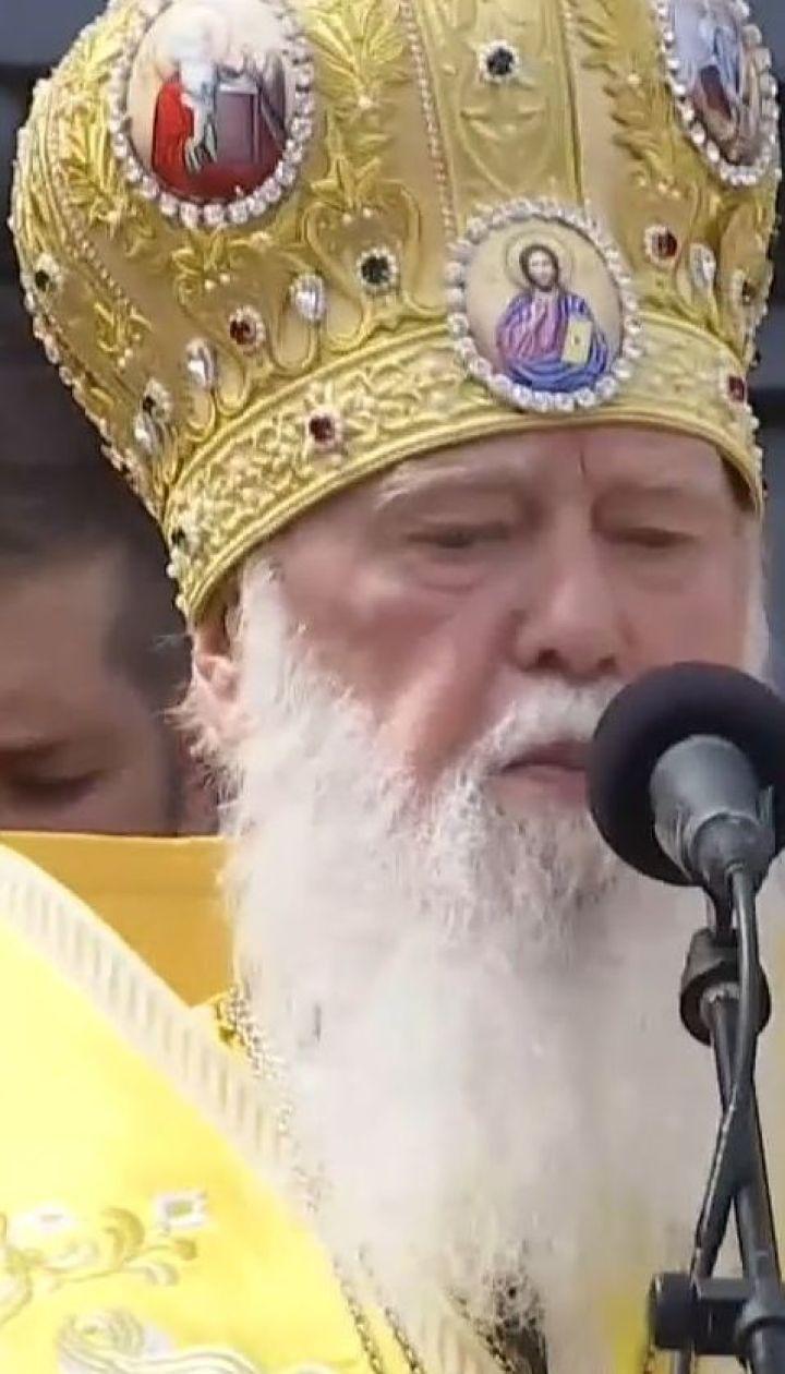Питання надання автокефалії українській церкві вирішено