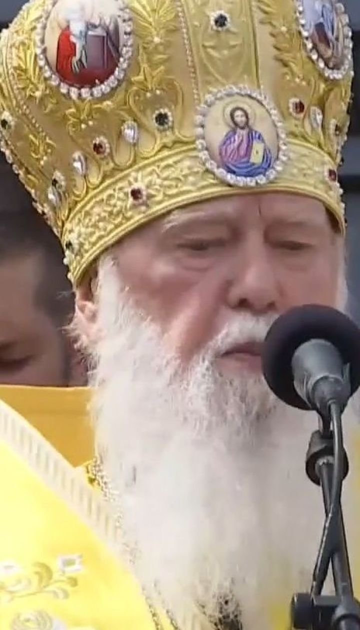 Вопрос предоставления автокефалии украинской церкви решен