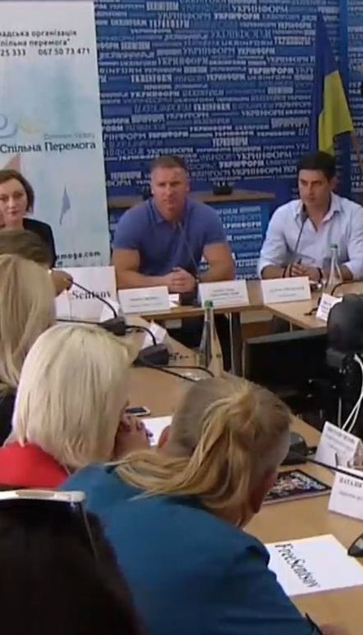 Відомі актори і спортсмени України закликають підтримати петицію за звільнення Олега Сенцова