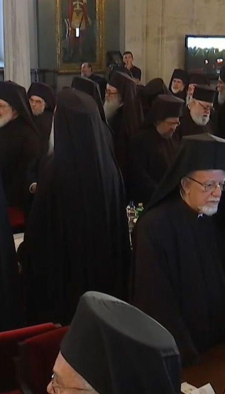 Константинопольский патриархат не нуждается в посторонней помощи в предоставлении автокефалии