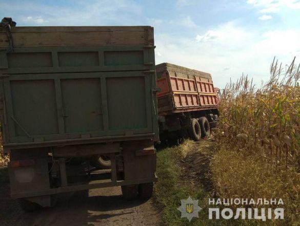 Камаз збив скутер на Харківщині_02