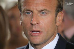 Франция полностью откажется от ТЭС – Макрон