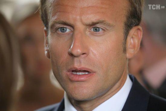 Франція повністю відмовиться від ТЕС – Макрон