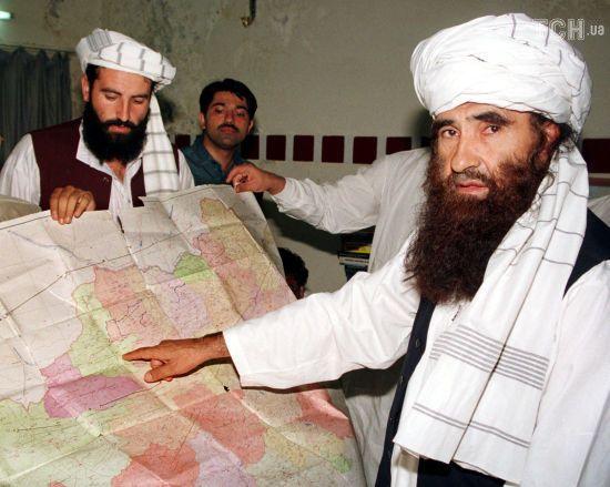 В Афганістані помер лідер терористичного угруповання