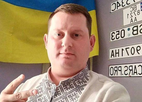 """Організатора протестів """"євробляхерів"""" затримали за підозрою у торгівлі людьми"""