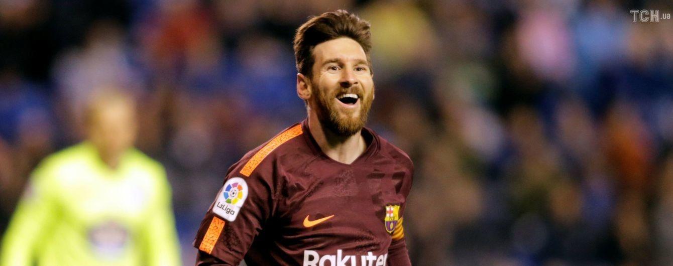 Месси не против играть до 40 лет и планирует остаться в Барселоне