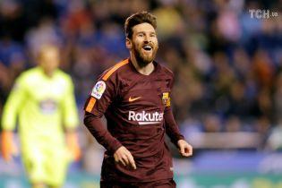 Мессі не проти грати до 40 років і планує залишитися в Барселоні
