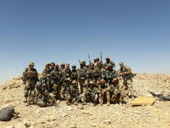 """СБУ оприлюднила дані про понад 200 """"вагнерівців"""", які воювали в Сирії"""
