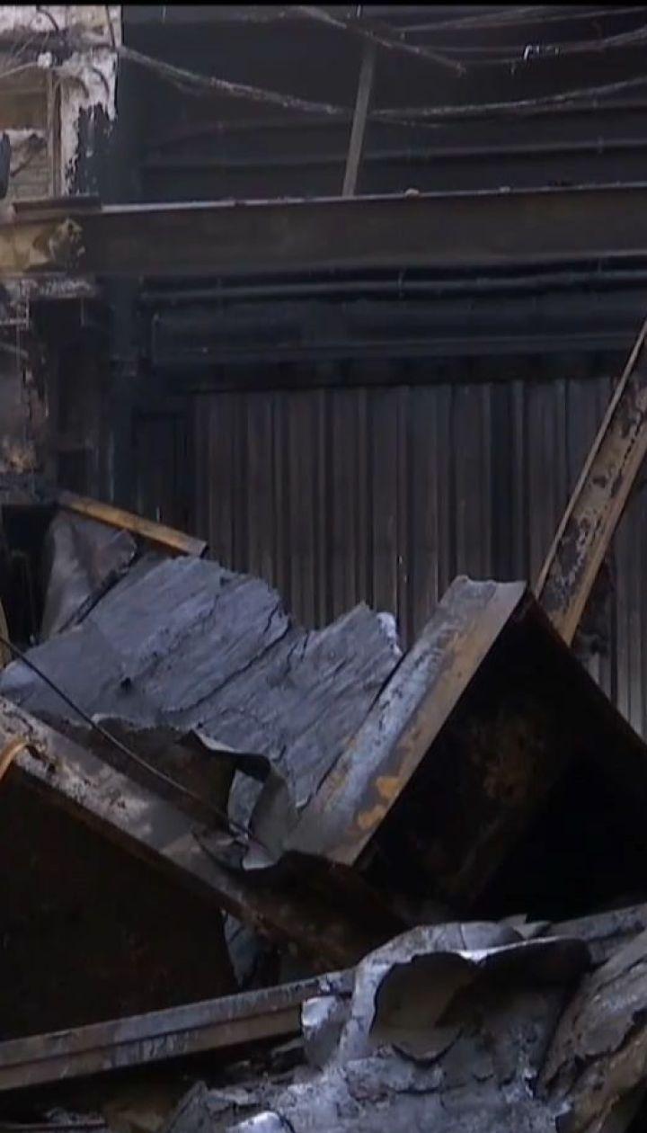 Эксперты озвучили предварительную причину масштабного пожара и взрывов на СТО в Одессе