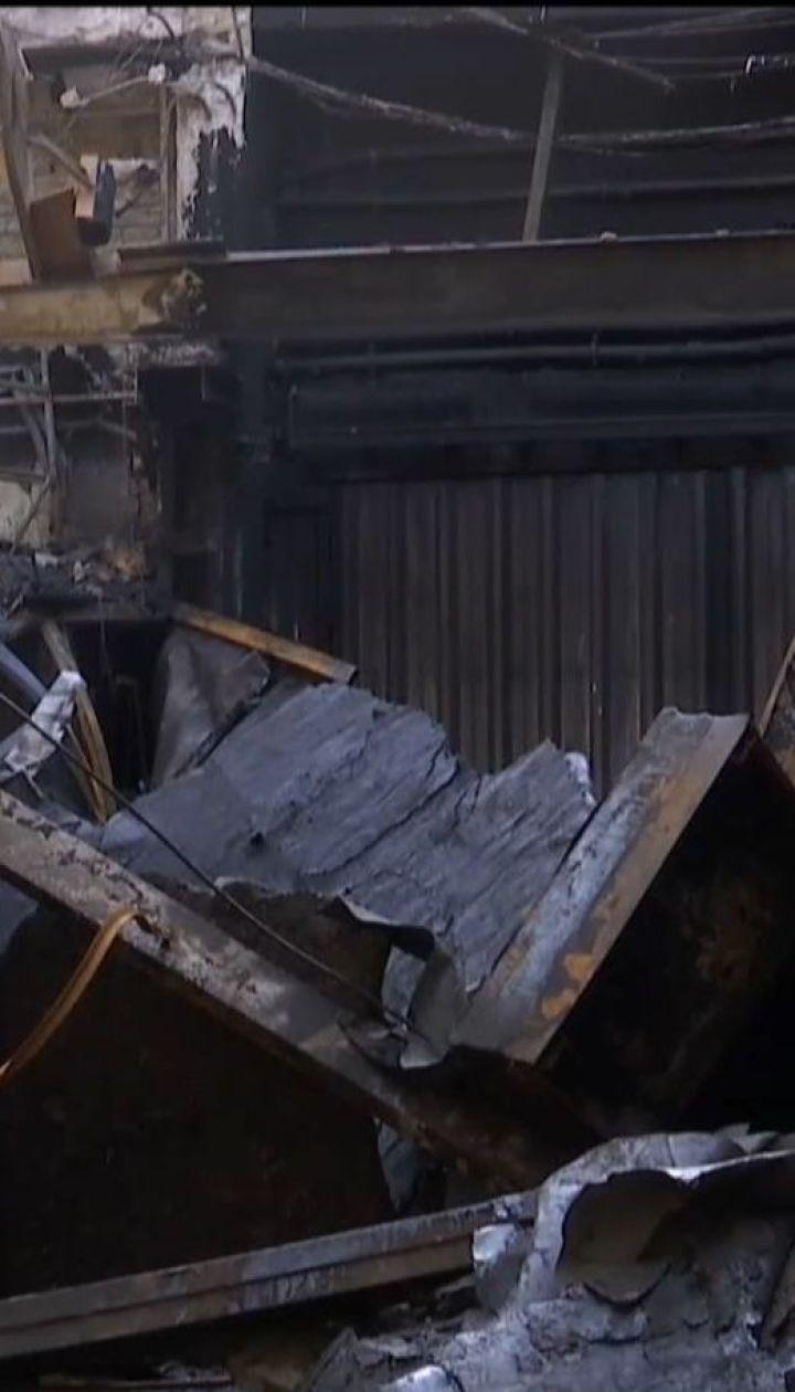 Експерти озвучили попередню причину масштабної пожежі та вибухів на СТО в Одесі