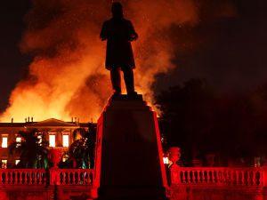Хроніка оголошеної пожежі