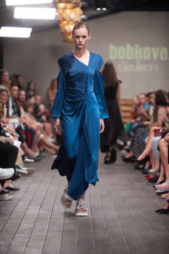 Показ коллекции BOBKOVA_3