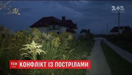 В элитном районе Ровно произошла стрельба