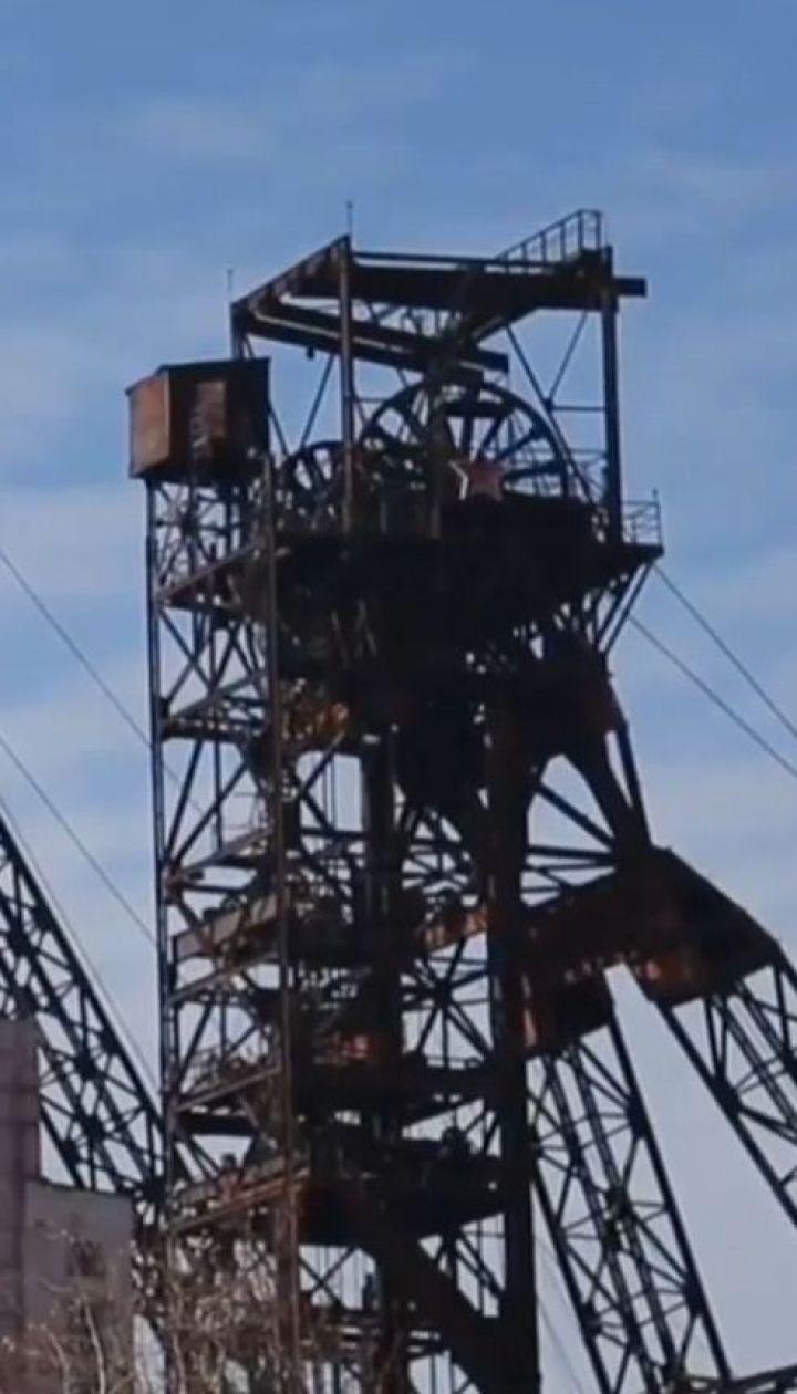 Унаслідок обвалу шахти в Запорізькій області загинув гірник
