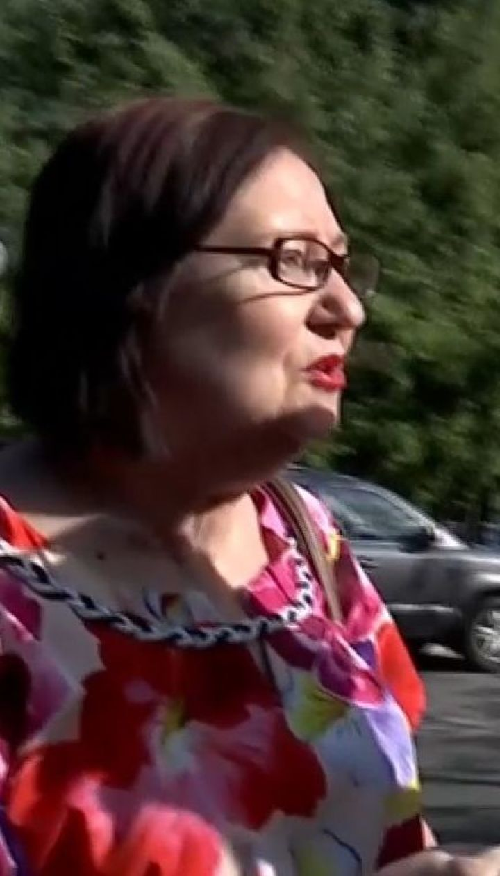 Бывший врач из Институт рака извинилась за свое поведение перед участником АТО