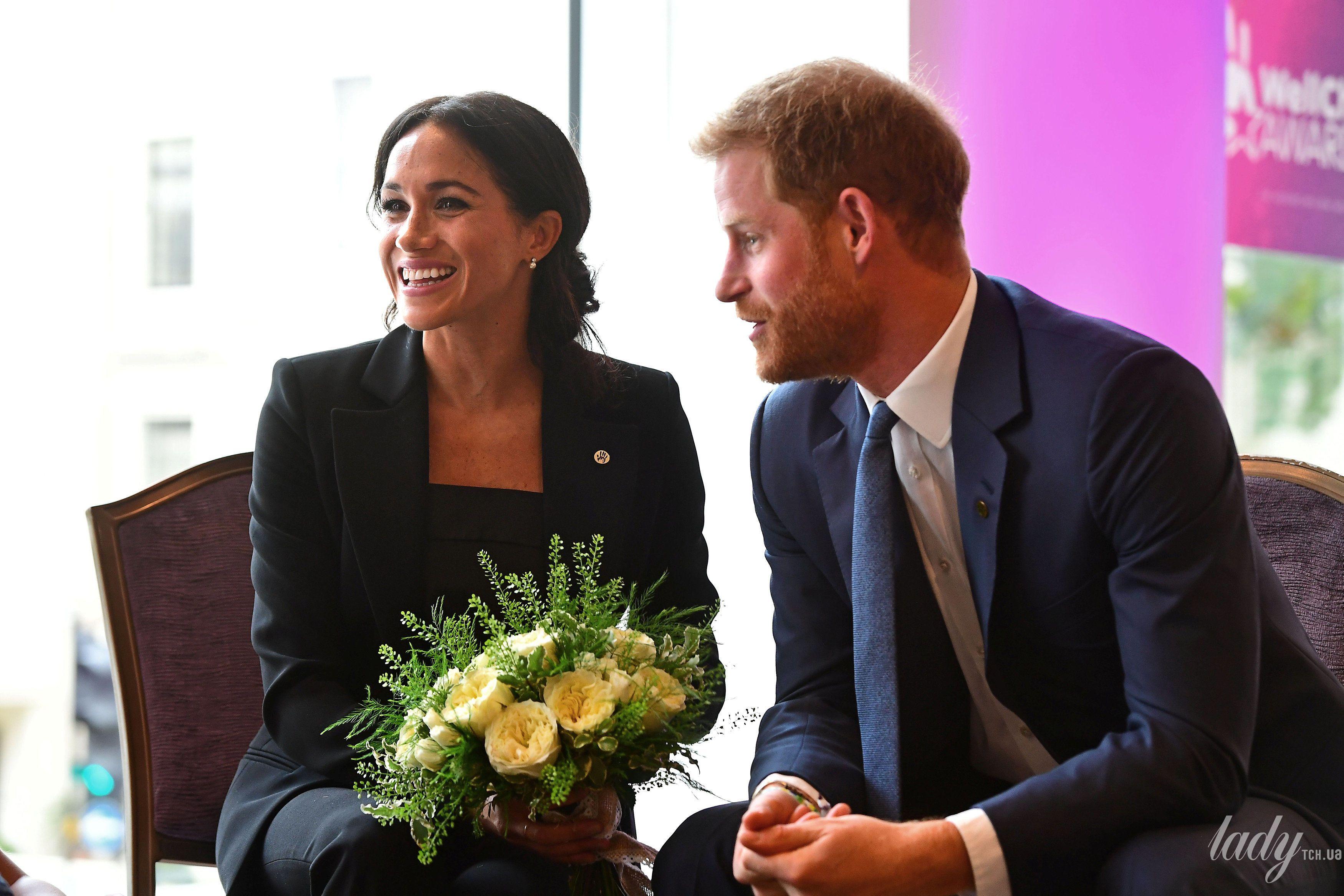 Герцогиня Сассекская Меган и принц Гарри_5