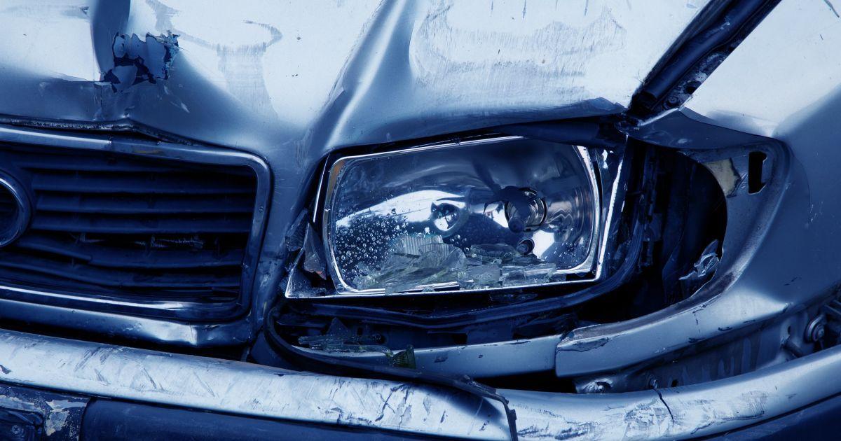 Под Киевом произошла тройная авария: в авто, которые ждали патруль после ДТП, врезалась еще одна
