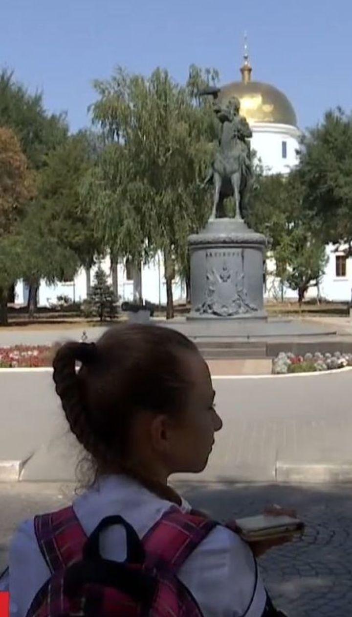 В школах на Одещине сокращают уроки из-за жары