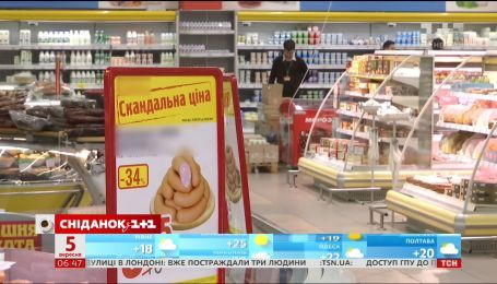 Як не купувати зайвого в супермаркетах