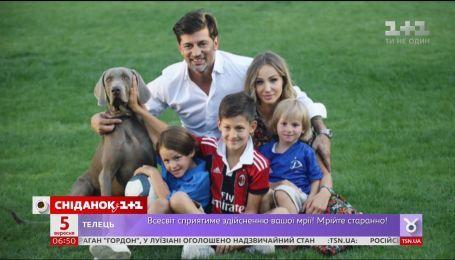 У Кахи Каладзе родился четвертый ребенок