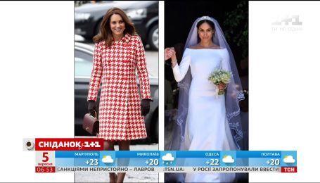 Меган Маркл или Кейт Мидлтон: кого из королевских невесток британцы назвали самой стильной