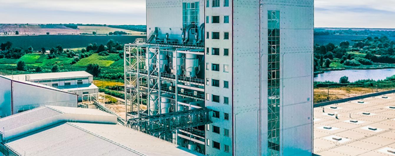 На Житомирщині відкрили новий завод із виробництва насіння