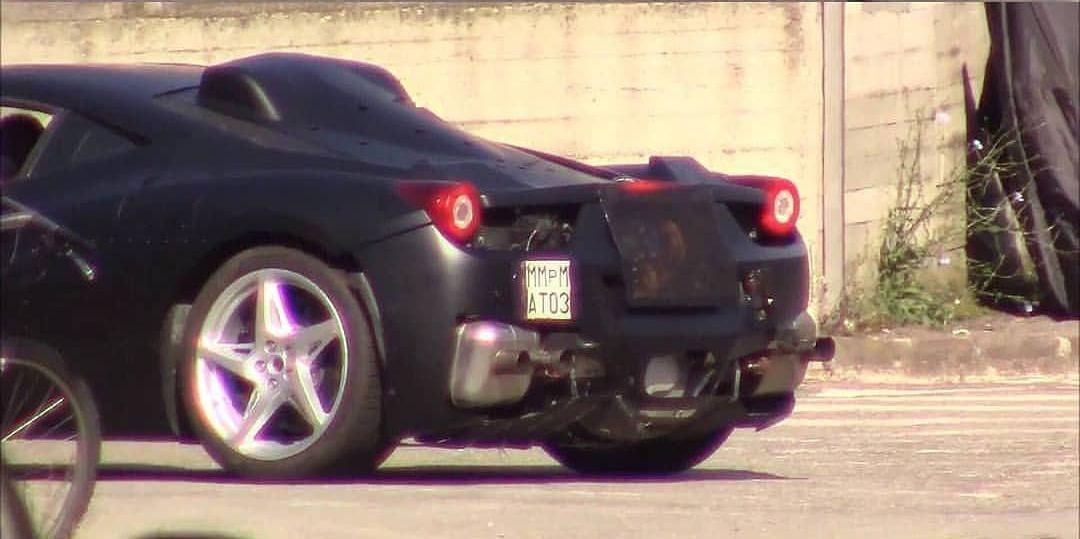 Шпигунські знімки нового концепту Ferrari_1