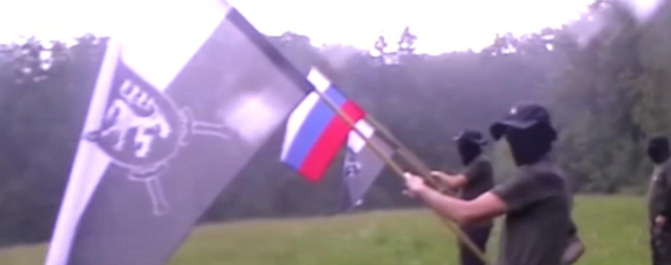 В Словении действует полувоенная организация, члены которой принимали участие в войне на Донбассе
