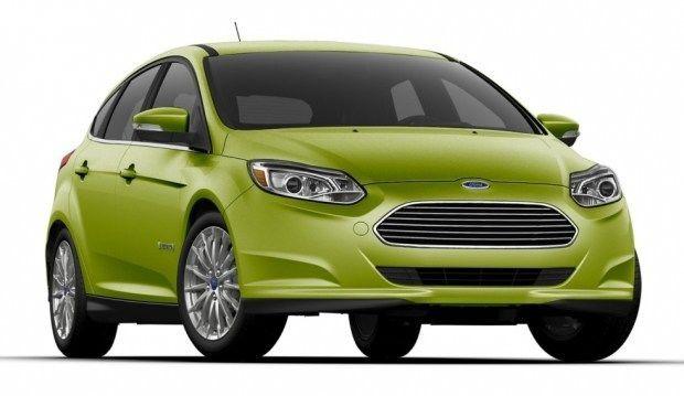 Новый дешевый электрокар от Ford