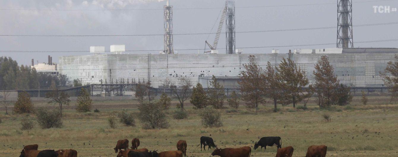 """У Кабміні готують санкції проти компаній, які працюють із заводом """"Титан"""" в анексованому Криму"""
