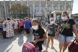 """Події в Криму Порошенко назвав """"екологічною катастрофою"""""""