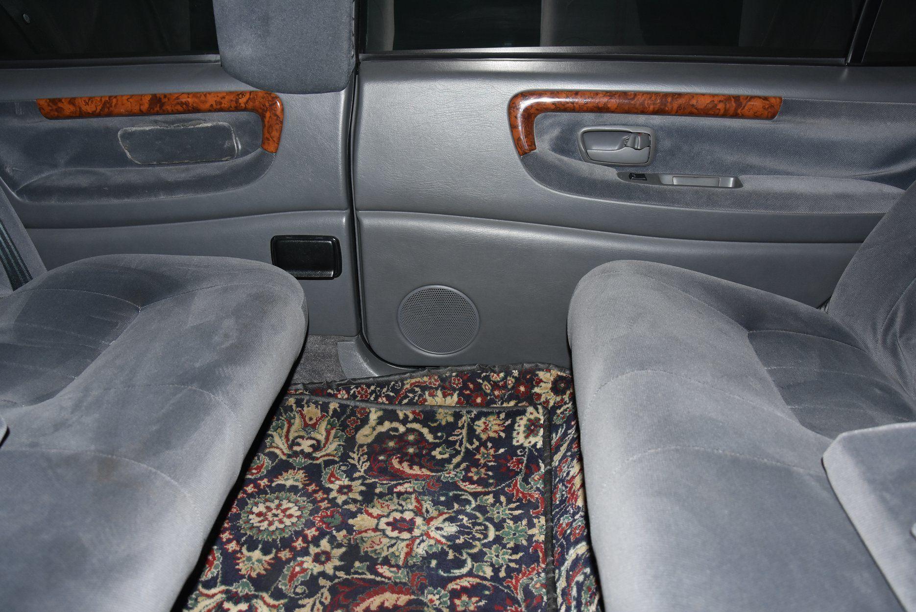 Volvo, лимузин Кучмы