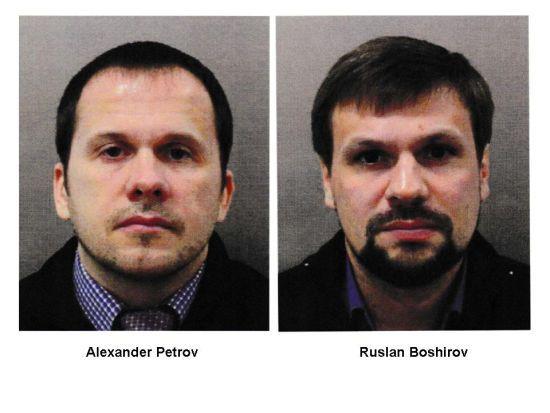 """Схожі номери паспортів і поїздки до Європи: російські ЗМІ з'ясували подробиці про """"отруйників"""" Скрипалів"""