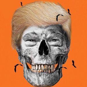 Американський психопат. Найкращі обкладинки журналів із Трампом
