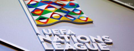 Лига наций-2018/19. Турнирные таблицы