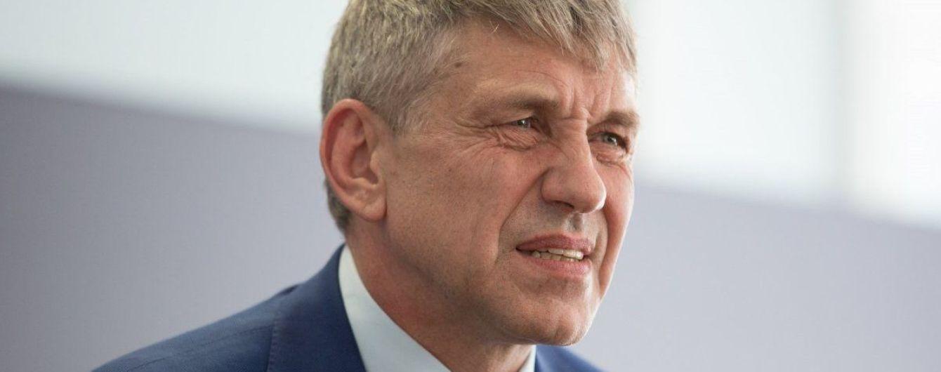 Міністр енергетики попросив більше не пускати до нього нібито п'яних шахтарів