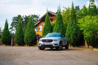 Volvo XC40: скандинавські цінності