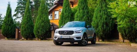 Volvo XC40: скандинавские ценности
