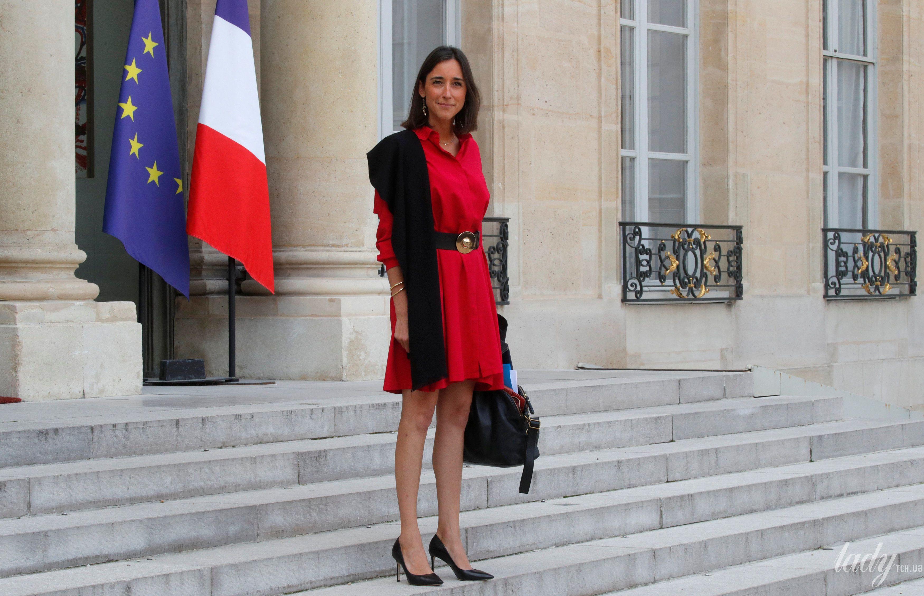 Младший министр экологии Франции Брун Пойрсон