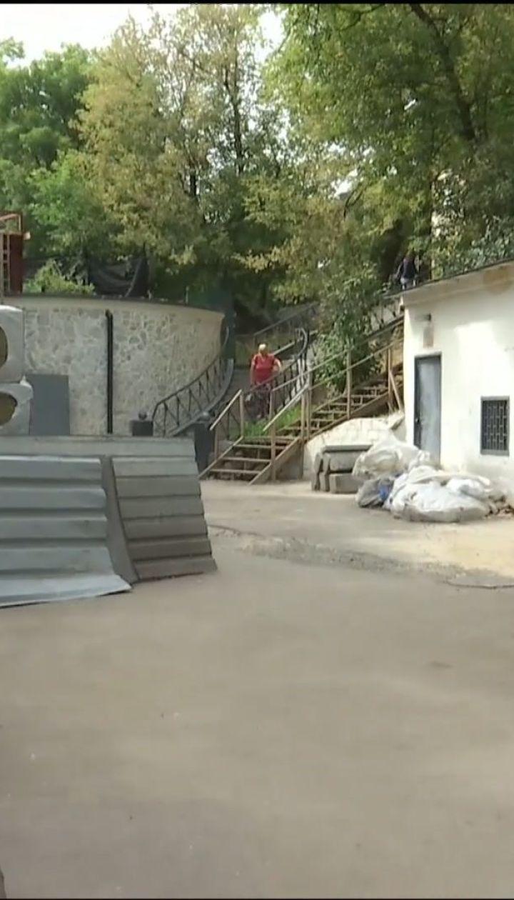 На рынке в центре Киева средь бела дня произошел конфликт со стрельбой