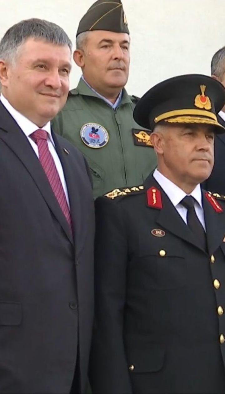 Аваков заручился поддержкой Турции в борьбе с контрабандой и международными преступниками