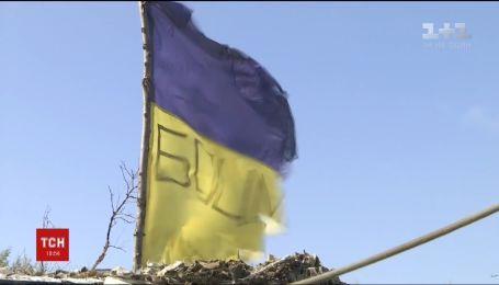 Как живут украинские бойцы под постоянными обстрелами